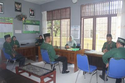 Kemenag Tanjungbalai Laksanakan Penilaian KUA Teladan Tahun 2019