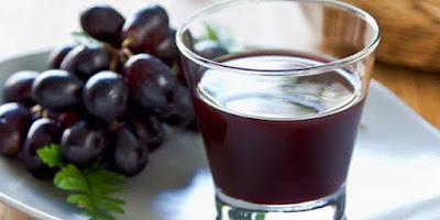 Resep Jus Apel dan Anggur Ungu Untuk Mencegah Penyakit Jantung