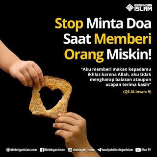 Status WA doa islam