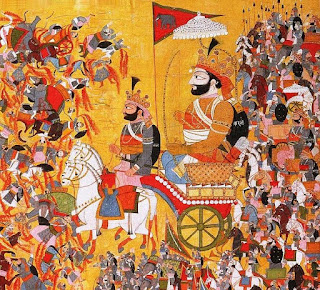 what are the lessons of Mahabharata