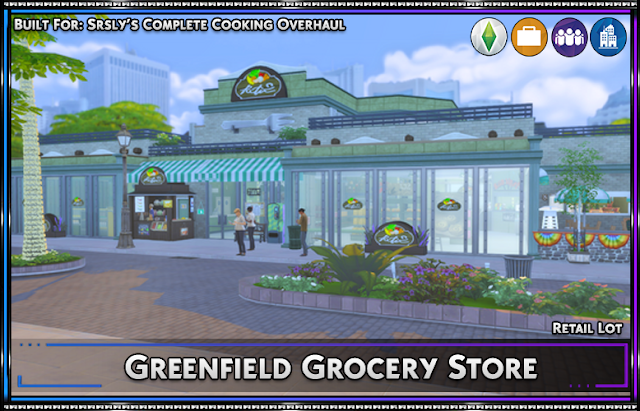 Greenfield Grocery Store + CC