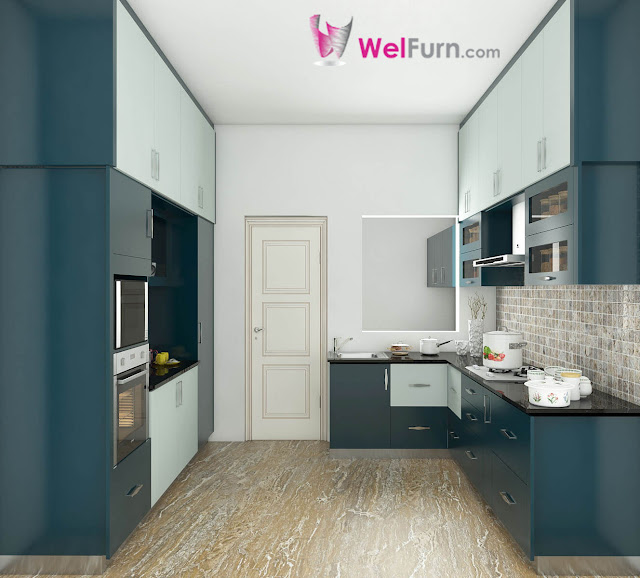 kitchen interiors in Bangalore