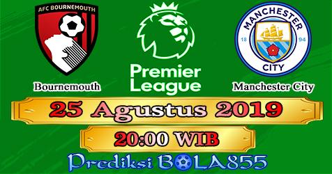 Prediksi Bola855 Bournemouth vs Manchester City 25 Agustus 2019