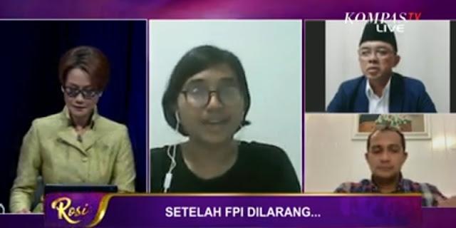 Pembubaran FPI Tanpa Peradilan Membahayakan Demokrasi, Pemerintah Bisa Seenaknya