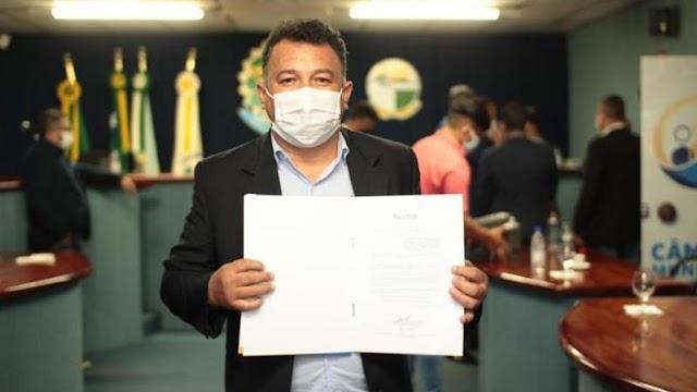 Senador Canedo: Projeto de Lei propõe desconto na tarifa nos dias que faltar água