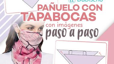 Pañuelo con Tapabocas