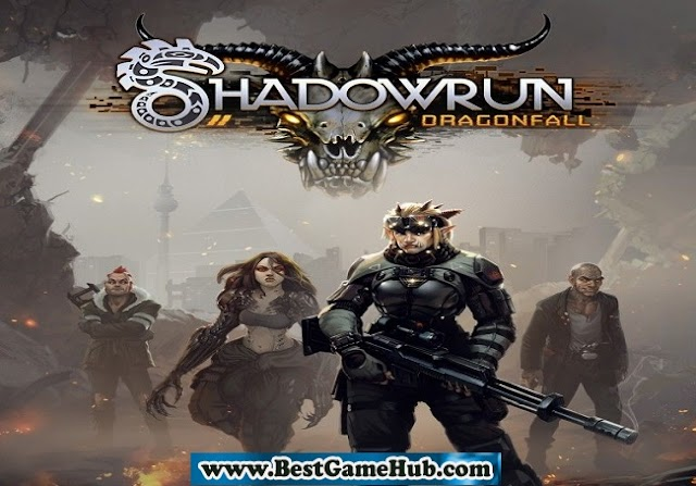Shadowrun Dragonfall v2.09 PC Game Free Download