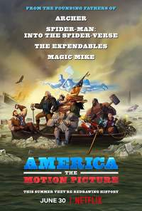 America The Motion Picture 2021 Full Hindi Dual Audio Movies 480p