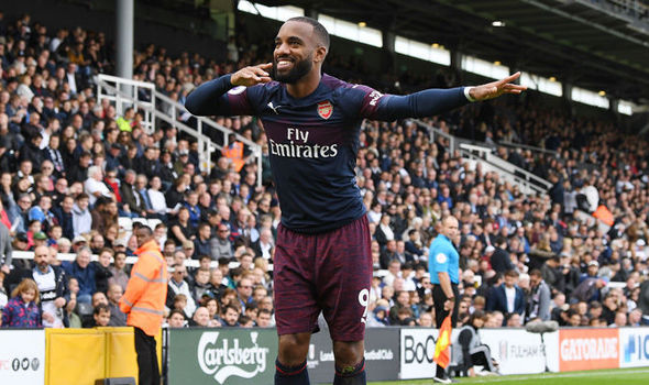 Alexandre Lacazette Trolls English Fans in Latest Interview