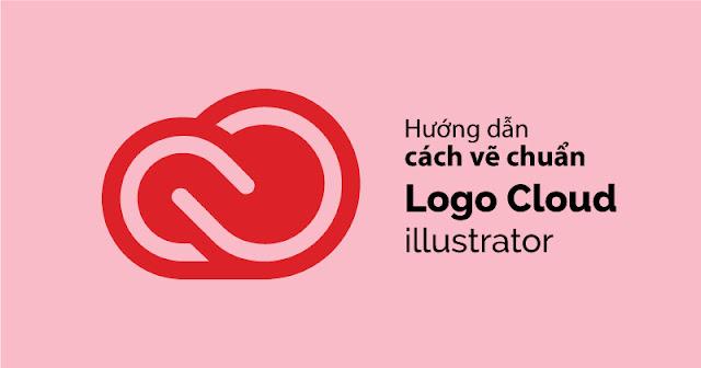 Hướng dẫn cách vẽ logo cloud bằng illustrator - Ai