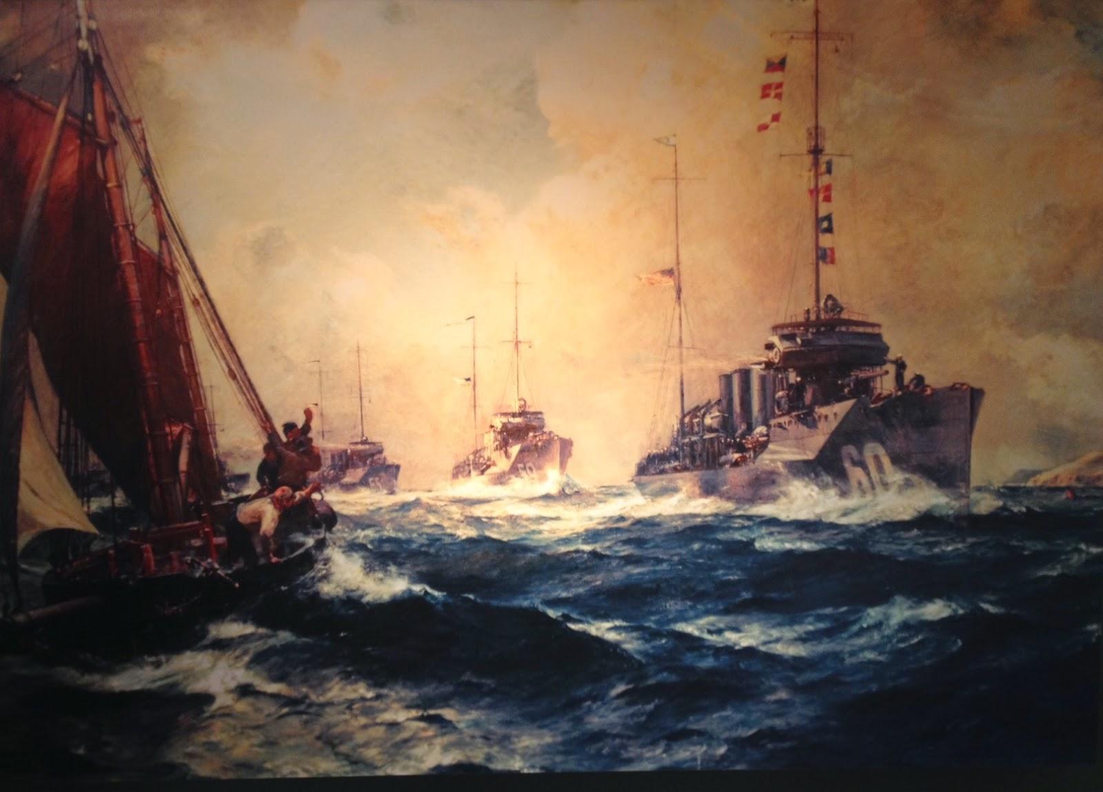 Hampton Roads Naval Museum: July 2014