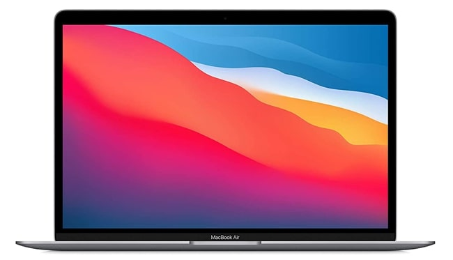 Apple MacBook Air M1 - Best Slim, lightweight, extremely powerful but expensive laptop for engineering students