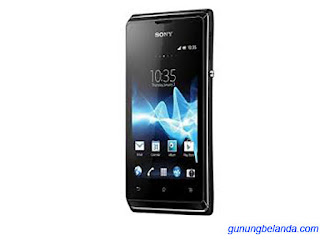 Cara Flashing Sony Xperia E C1504
