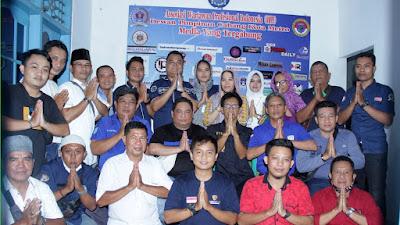 Big Bos PT. Mahkota Sukses Indonesia Yang Juga Pembina ( AWPI ) Kota Metro Ajak Buber Di Sekretariat DPC AWPI Kota Metro