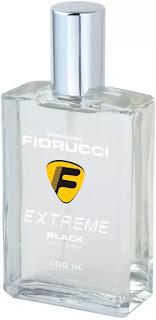 Deo Colônia Extreme Black For Men Fiorucci - 100ml