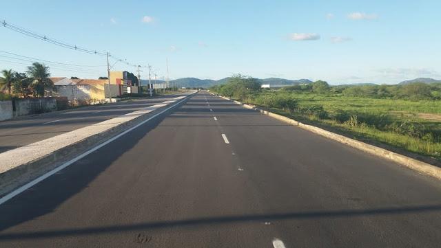 Em Delmiro Gouveia, duplicação da AL-145 será inaugurada nesta quinta-feira, 15