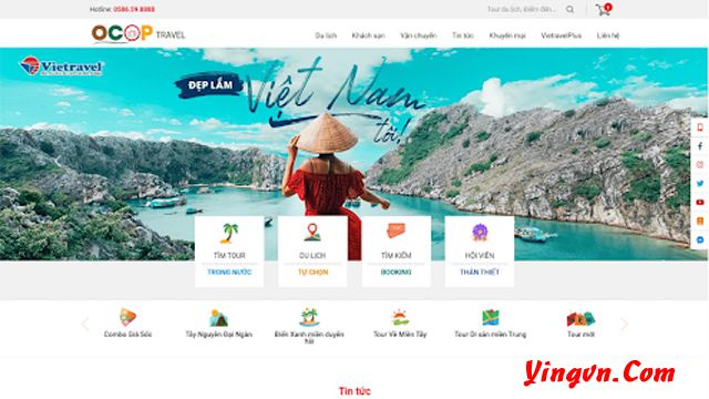 Chia sẻ theme review du lịch, bán tour cực đẹp cho blogger