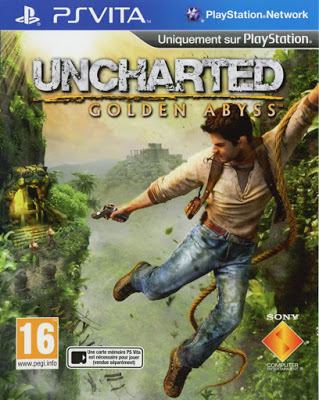 uncharted golden abyss playstation vita cover avant g 1331043967 - Uncharted: Golden Abyss (VPK/MAI) PS VITA