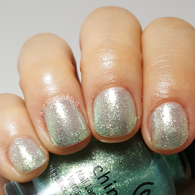 China Glaze Seas and Greetings - Twinkle Twinkle Little Starfish | Kat Stays Polished