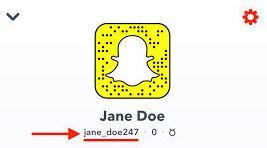 Cara Mengganti Username Snapchat