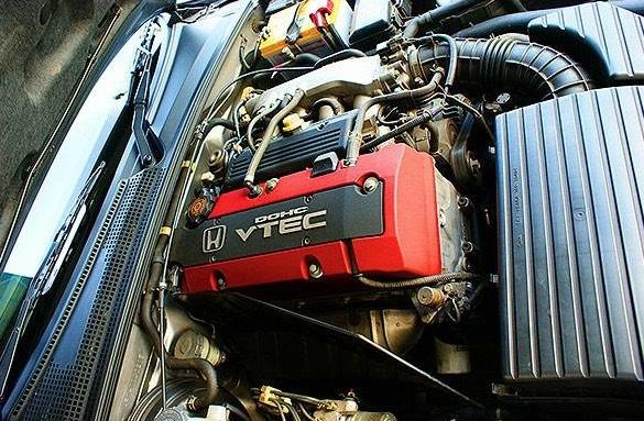 Enjin Kereta Lagenda Dari Negara Jepun