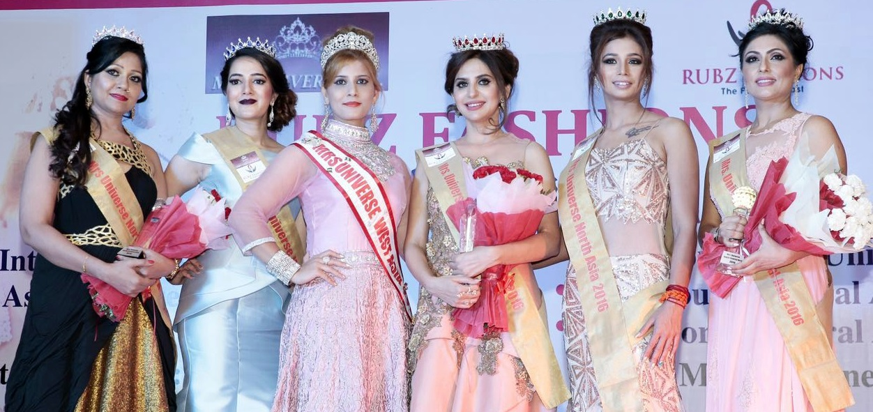 Dwarka parichay news info services beauty pageant organised by
