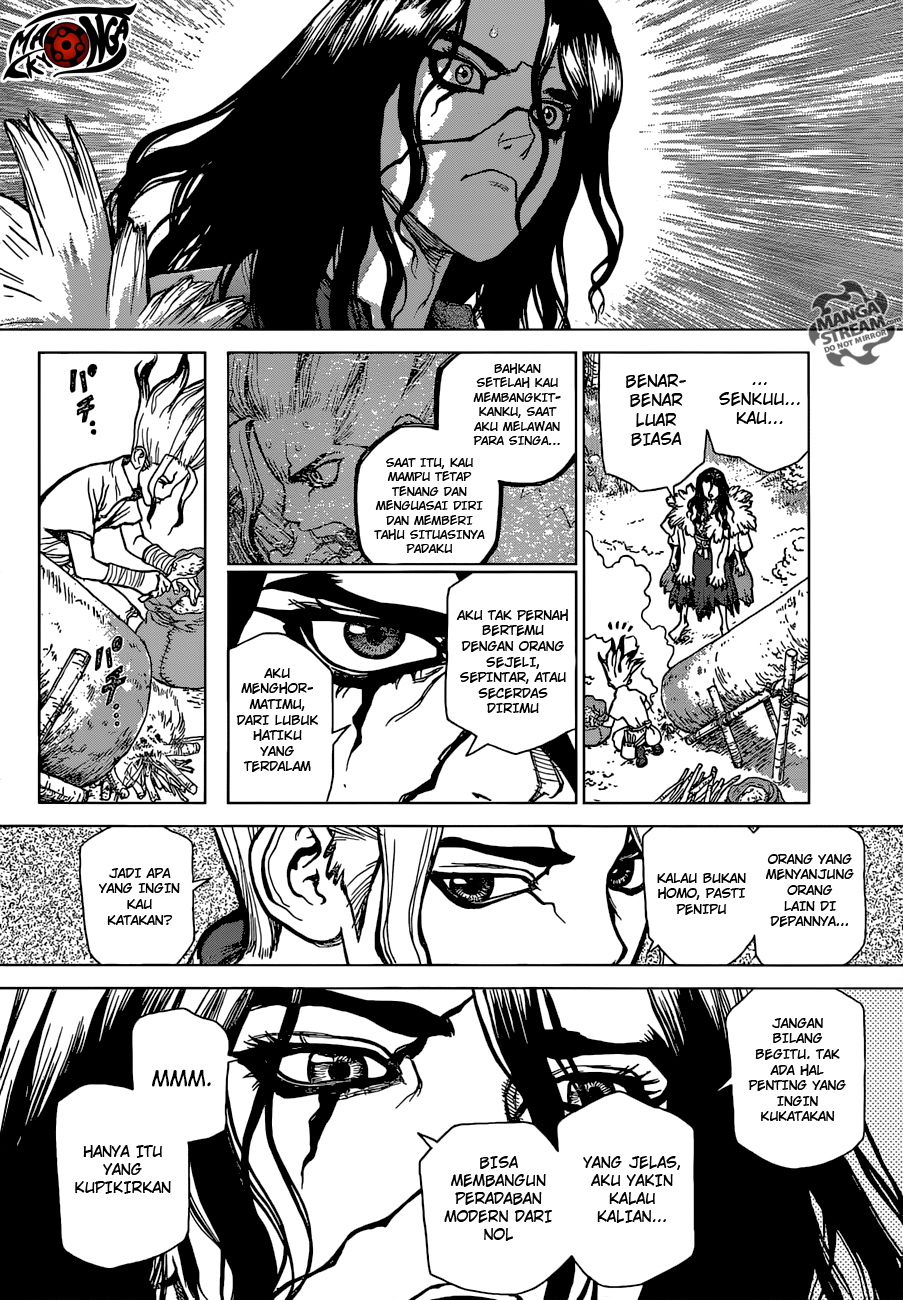 Dr.Stone Chapter 04-12