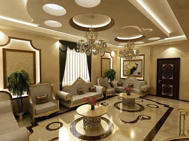 تغير شكل المنزل بالكامل ولذلك يجب الاهتمام باختيار شكل ديكور