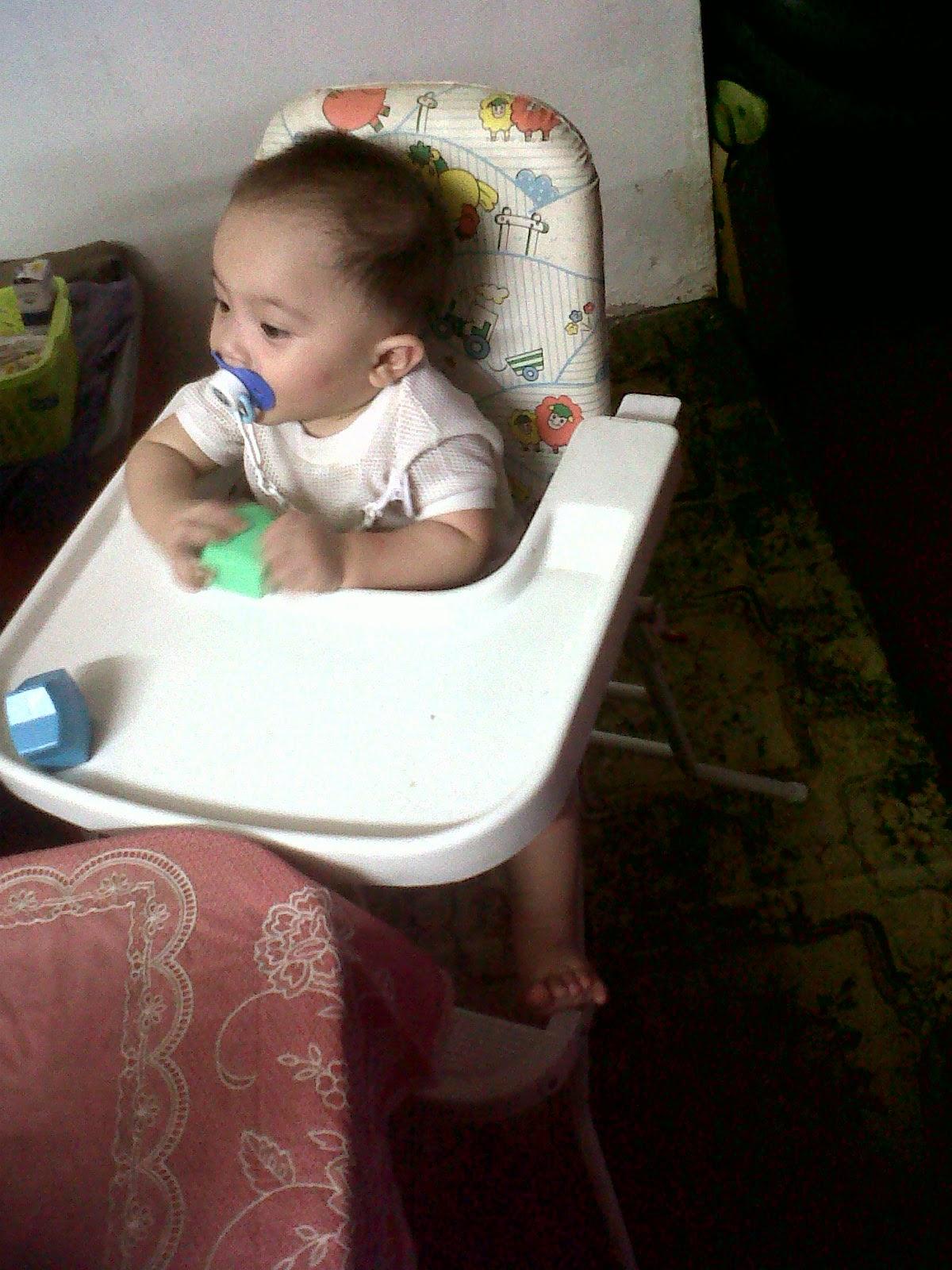 Petua Anak Berhenti Hisap Pacifier Julia Johari