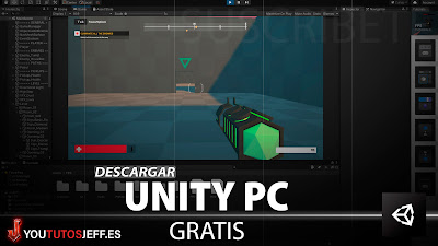 como descargar unity para pc
