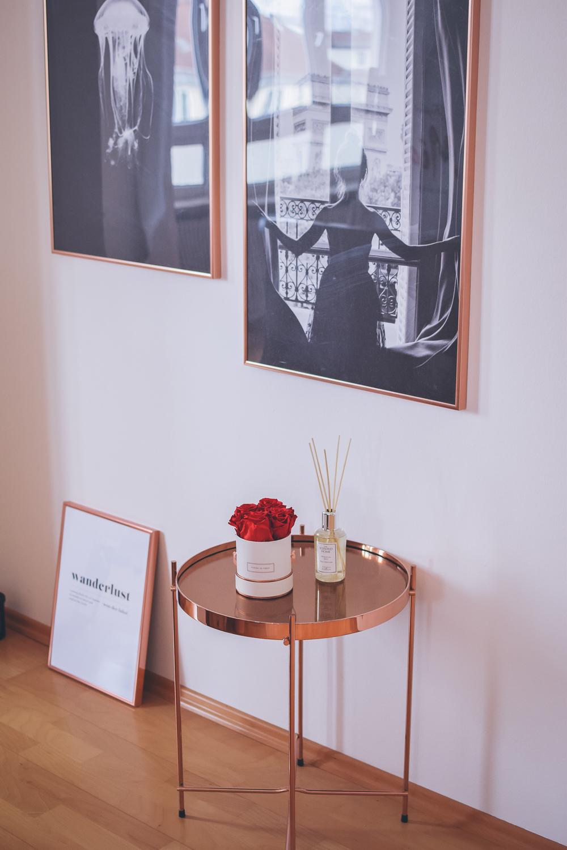 Orientalischer Raumduft mit Gewürzaromen der Londoner Marke Ashleigh & Burwood
