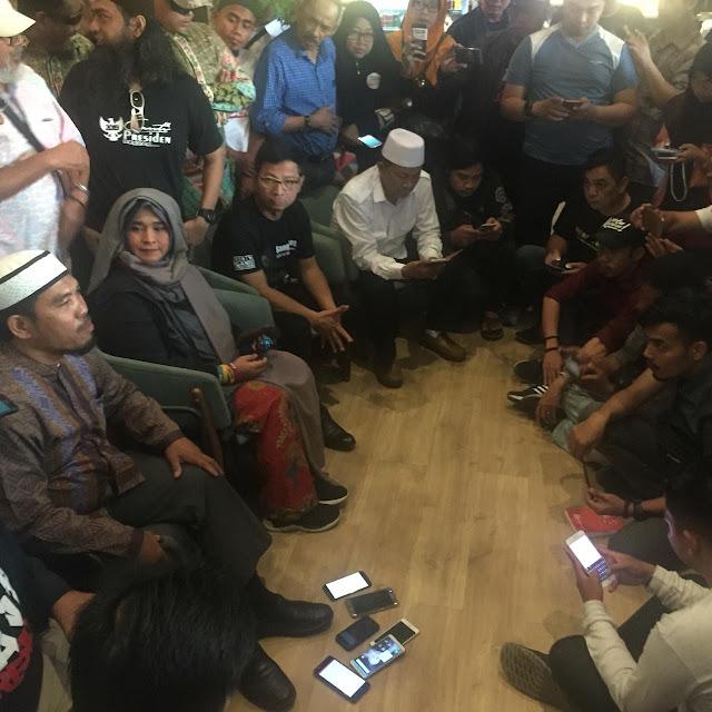 Diterpa Hoax SMS dan Telepon, Deklarasi #2019GantiPresiden Makassar Tak Terbendung