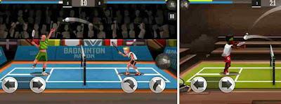 game bulu tangkis Badminton League