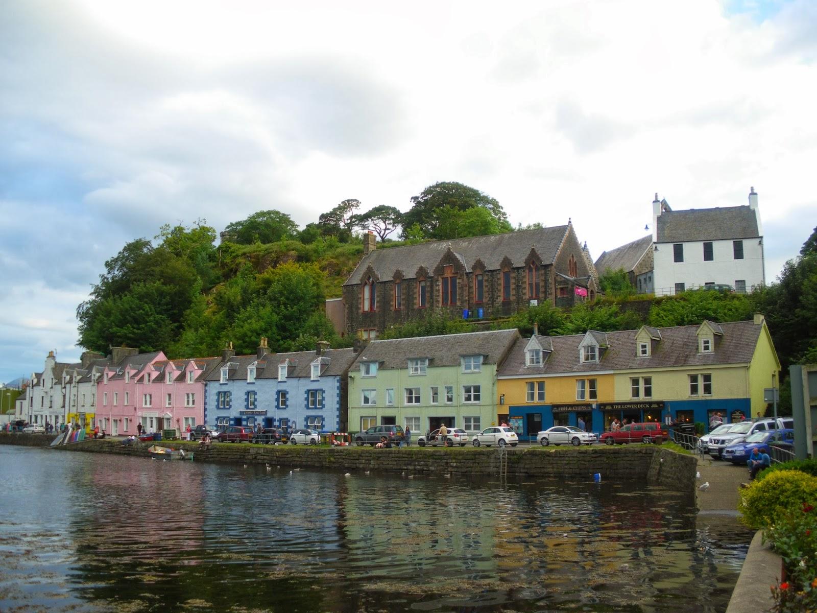 Isle of Skye, Trotternish, Highlands, Scotland, Escocia, United Kingdom, Portree