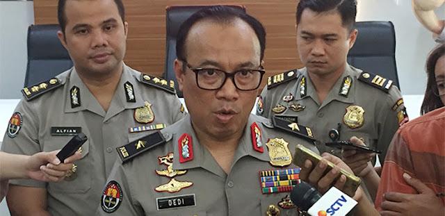 Arus Balik Macet, Polri Endus Mobilisasi Massa Prabowo ke Jakarta