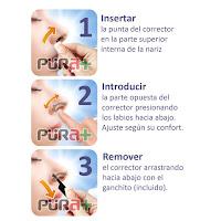 Perfilador Nariz Pura+ Ref. 4307