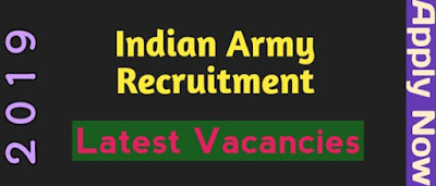 Indian Army Recruitment 2019 । India Govt New Job Assam