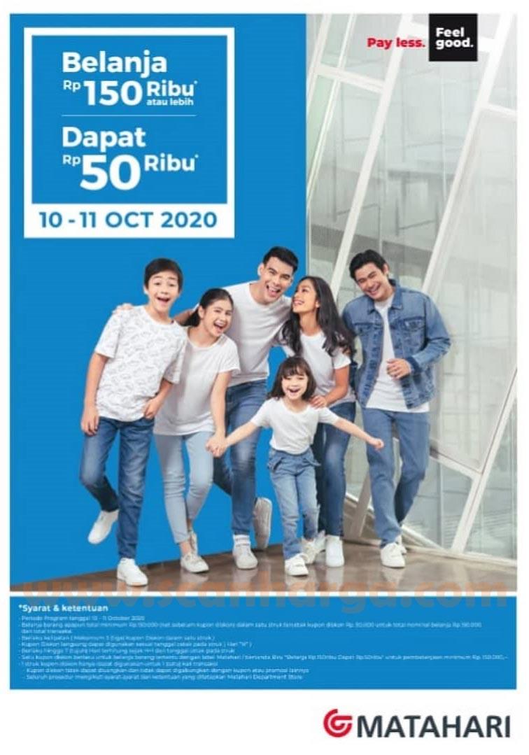 Katalog Matahari Department Store Promo Terbaru 27 29 November 2020 Scanharga