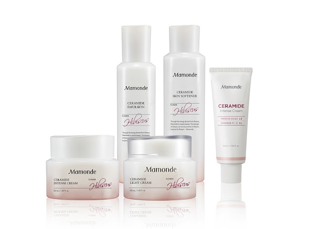 Mamonde, Moisture Ceramide Range, Rose Water Range, Korean skincare, beauty