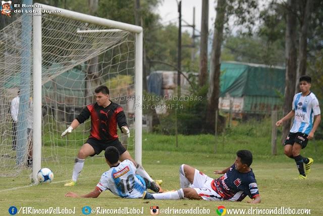 Fotos | 1ra local | Fecha 2: Gimnasia 1-3 El Cruce | Liga Jujeña