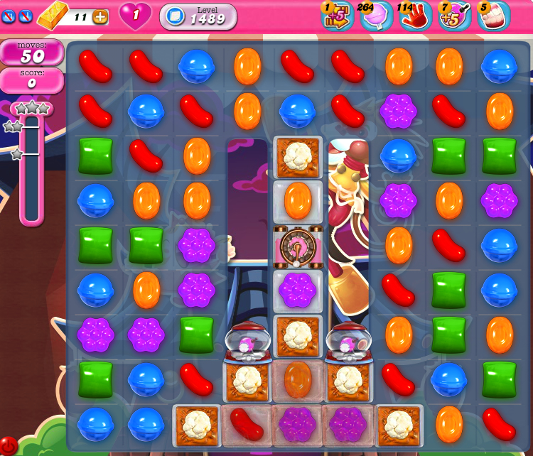 Candy Crush Saga 1489