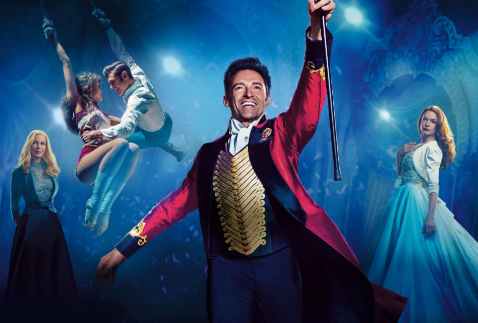 The Greatest Showman movie featured image, Esther Adeniyi