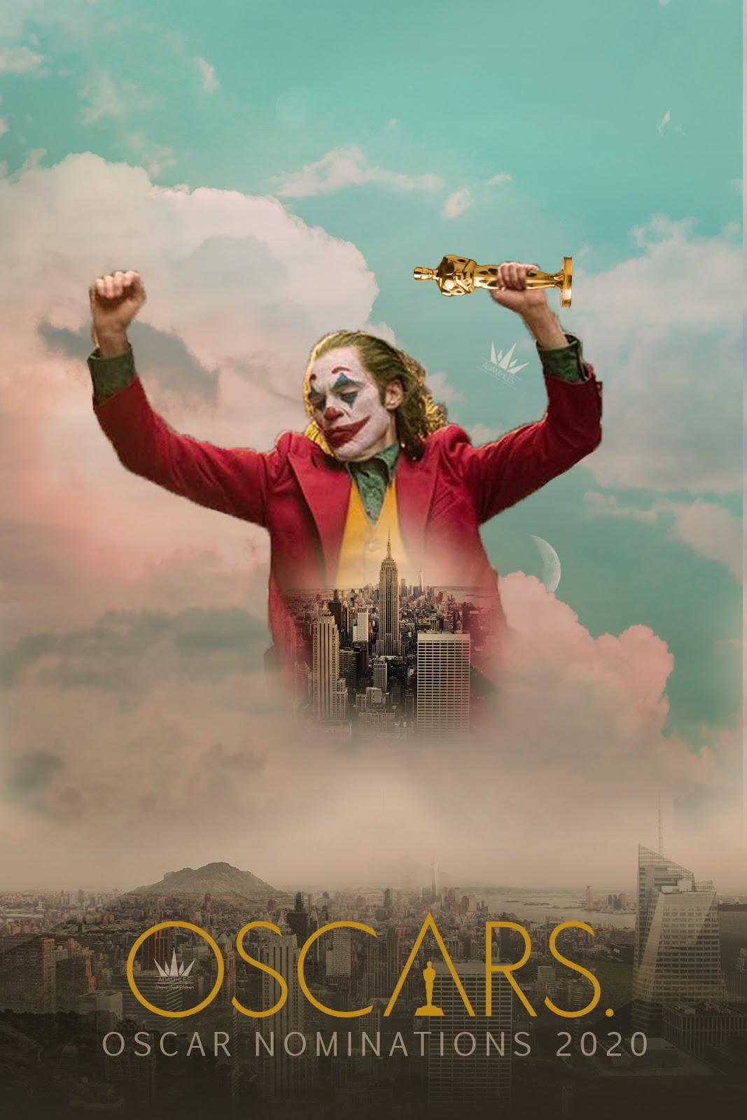 Oscars 2020 the Joker
