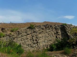 Регіональний парк «Клебан-Бик». Відпрацьований кар'єр