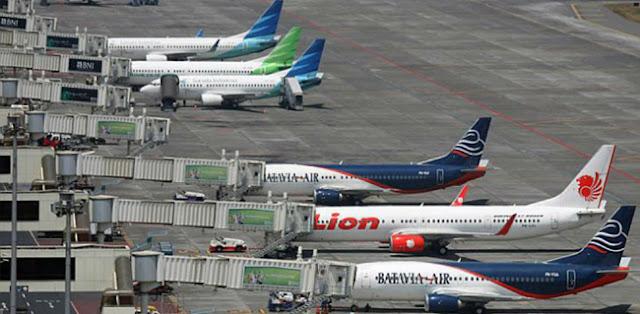 Balas Embargo Uni Eropa, Indonesia Bakal Larang Pembelian Airbus