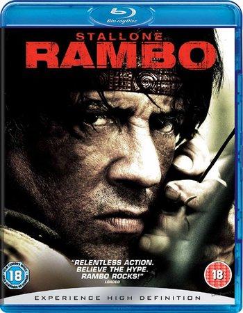 Rambo (2008) Dual Audio Hindi 720p BluRay