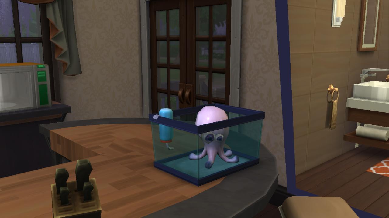 สูตรปลดล๊อคสิ่งของ The Sims 4