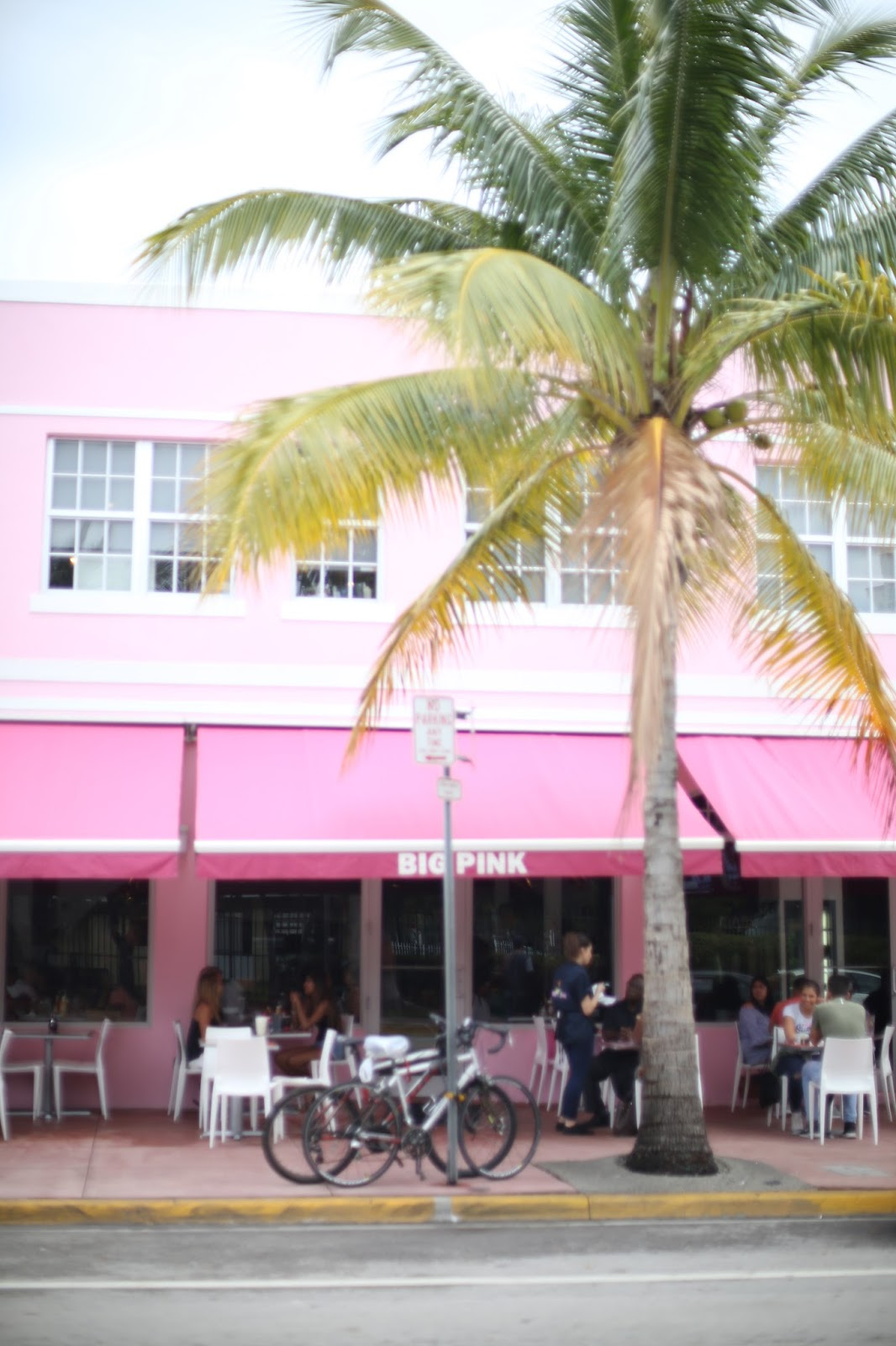 the big pink miami