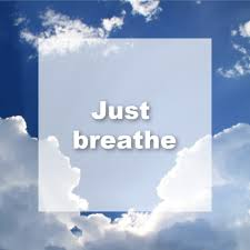 Word of the Month for August, BREATHE
