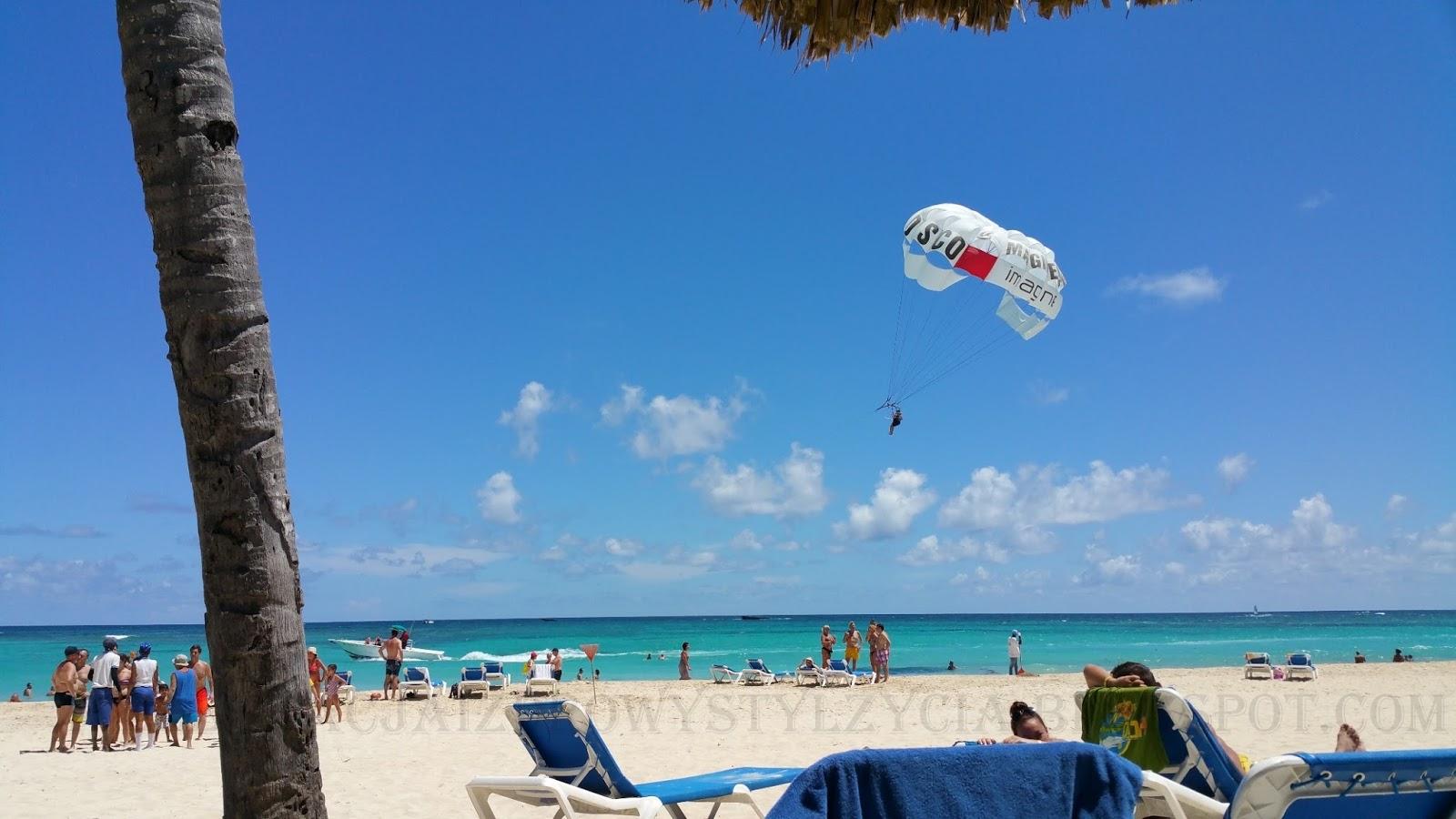 Rozrywka i wypoczynek - plaża Dominikana, hotel Grand Bahia Principe